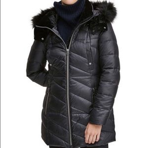 Andrew Marc quilted parka